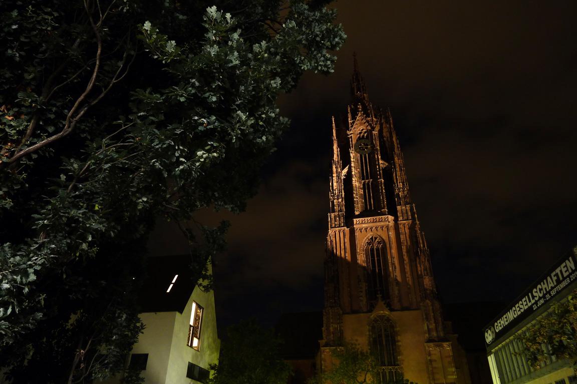 El Dom deFrankfurt
