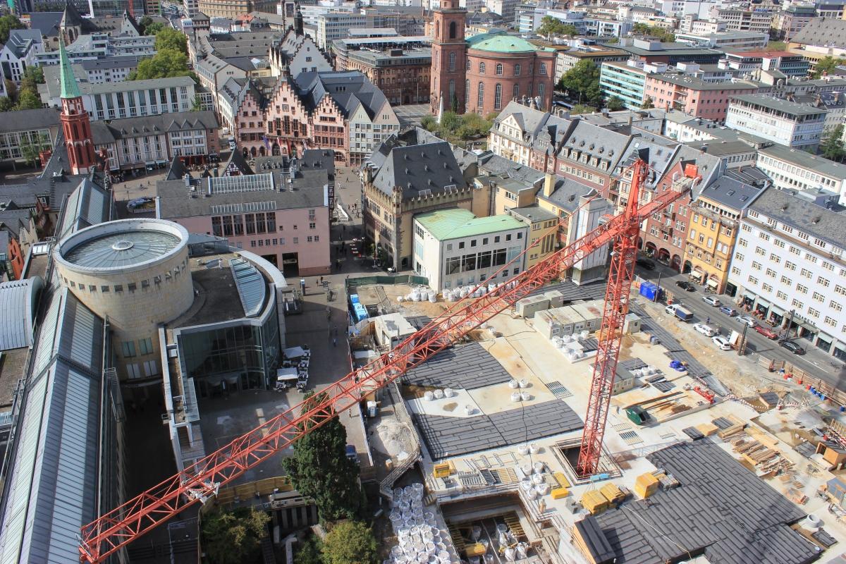 El Dom de Frankfurt(actualización)